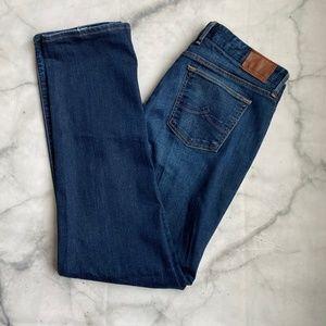 "Lucky Brand ""Sweet Jean Straight"" Jeans 10/30 Reg."